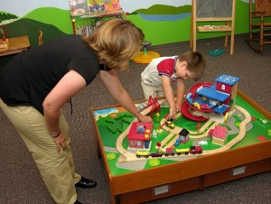 A Masters in Early Childhood Education Can Lead To A Preschool Teaching Job